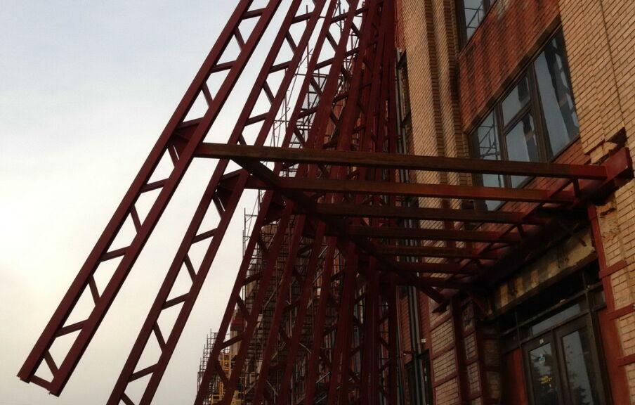 Выполнение строительных работ по реконструкции