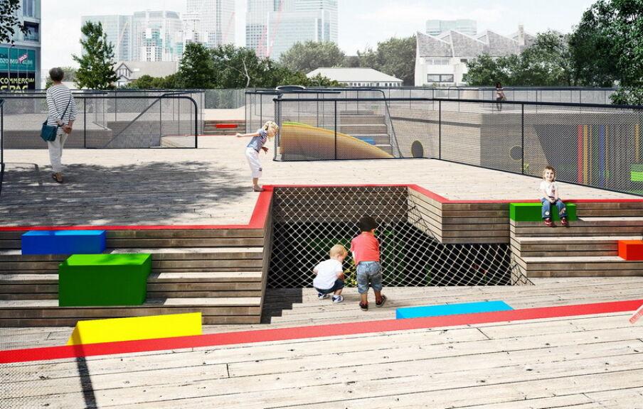 Проектирование частного детского сада