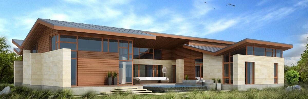 Проектирование частного жилого дома