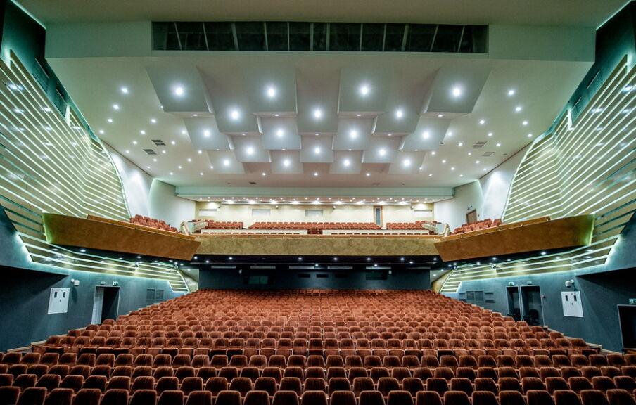 Реконструкция концертного зала