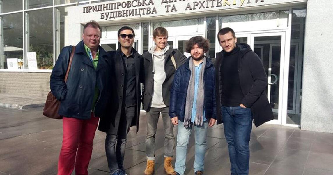 В Днепре прошел фестиваль #містаукраїни.