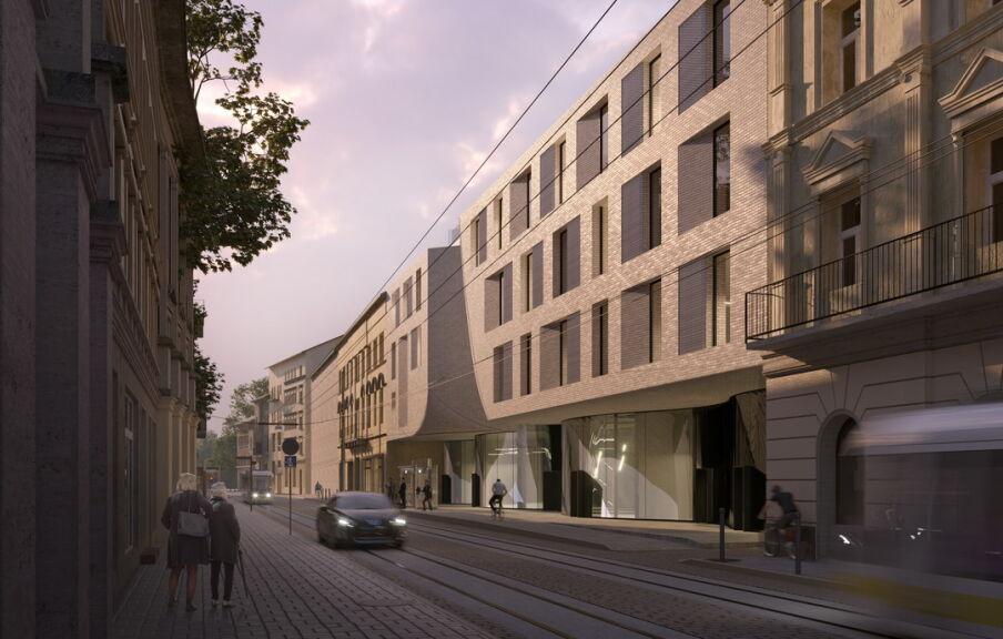 Проект торгового центра во Львове