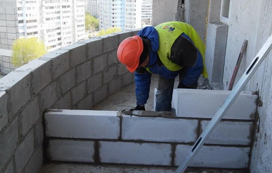 Строительство жилого комплекса в Киевской области