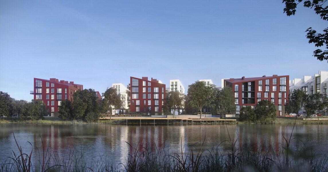 Жилой комплекс City Lake