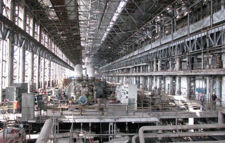 Аудит промышленных зданий