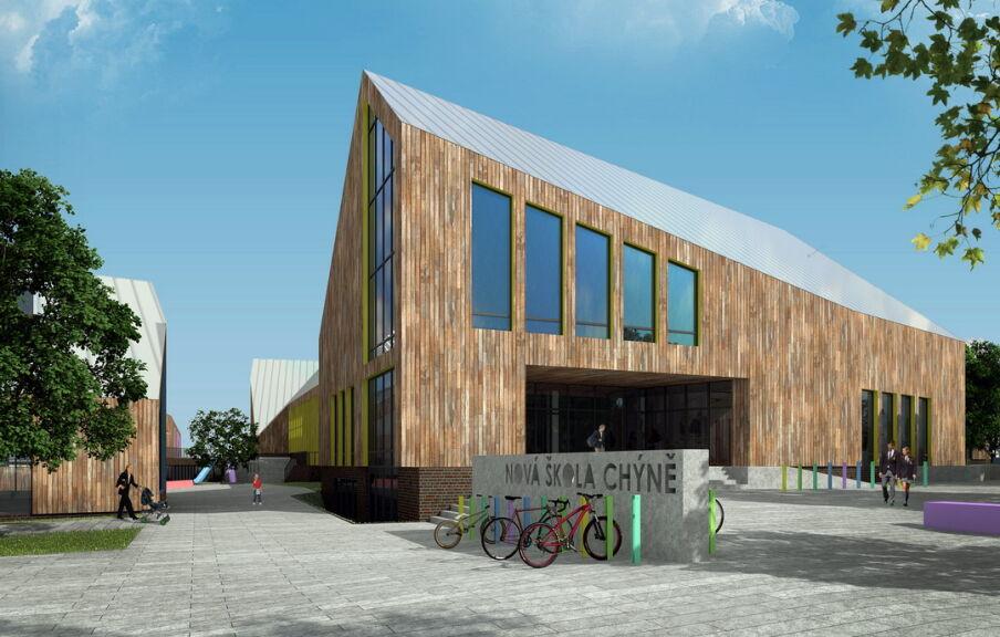 Проектирование частной школы