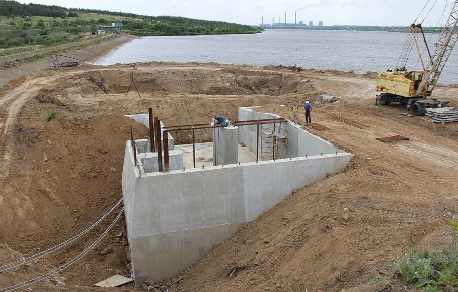 Реконструкция ГЭС