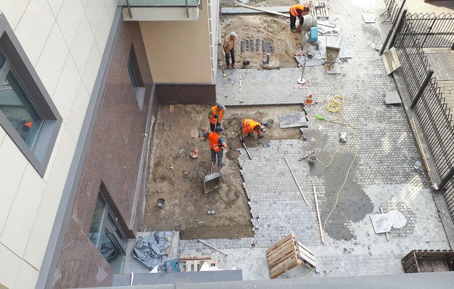 Реконструкция гостиниц под ключ