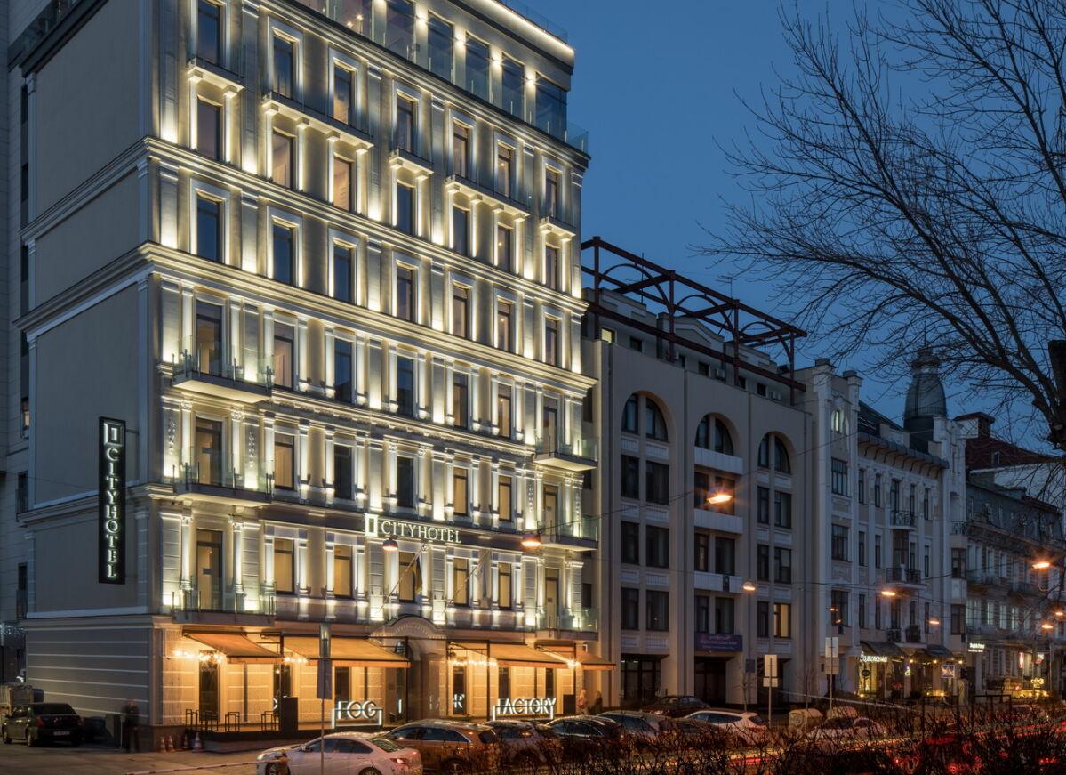 Реконструкция отелей и гостиниц в Киеве