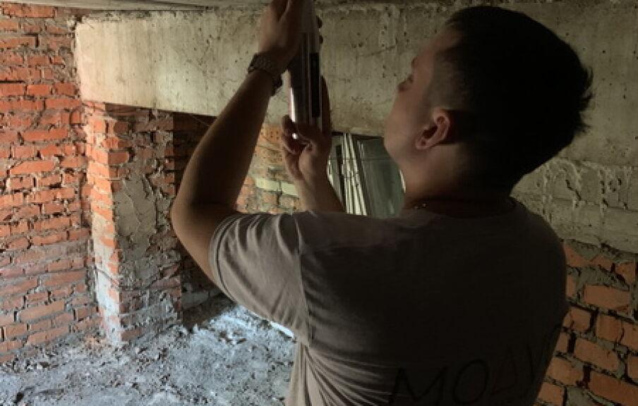 Обследование технического состояния строительных конструкций неонатального центра Львовской областной клинической больницы