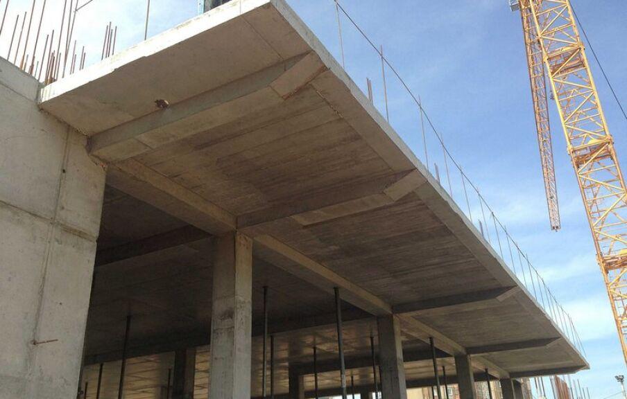 Технический надзор за строительством здания
