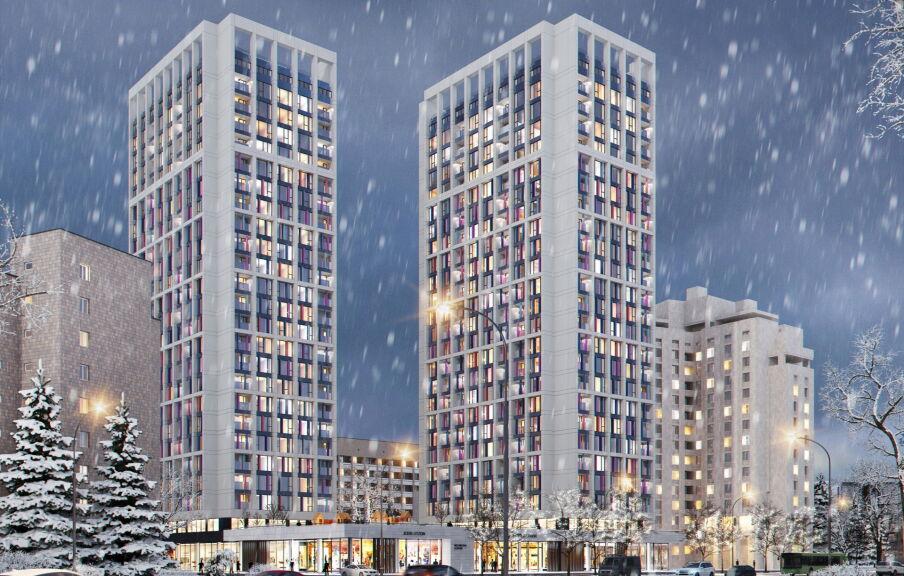 Проектирование ЖК в Киеве