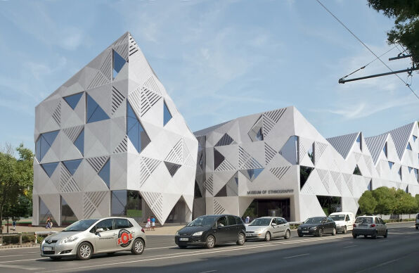 Проектирование музея