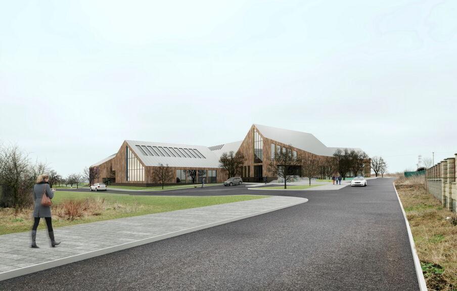 Концепция территории новой школы