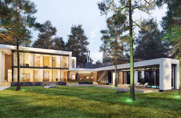 Проектирование частных домов Киев