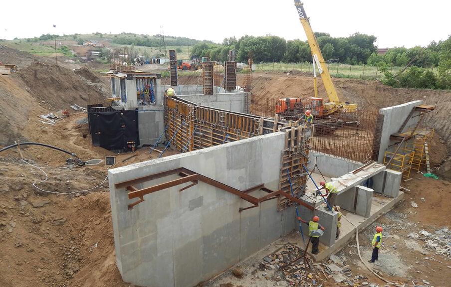 Строительство мини-ГЭС