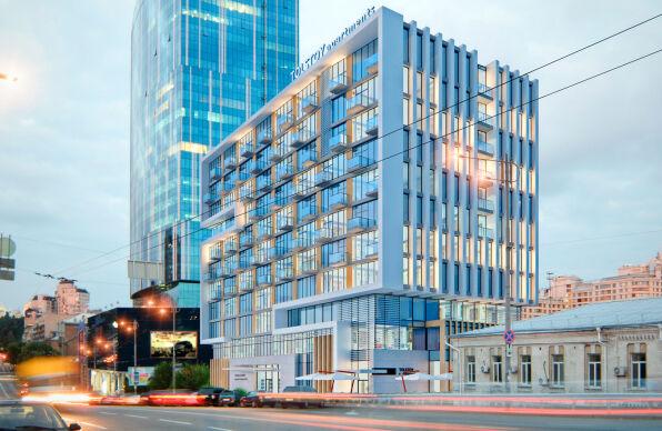 Проектирование апарт-отелей в Киеве