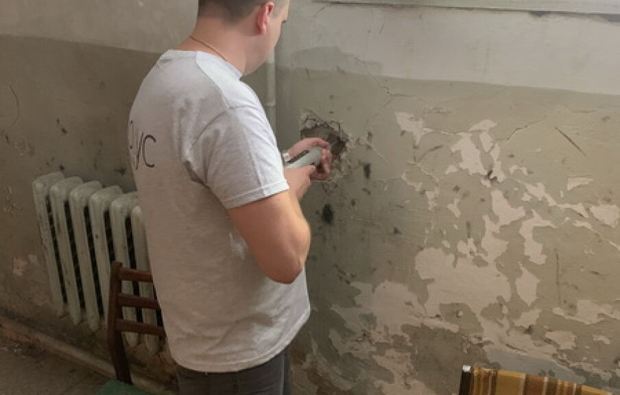 Обследование зданий и сооружений в Украине