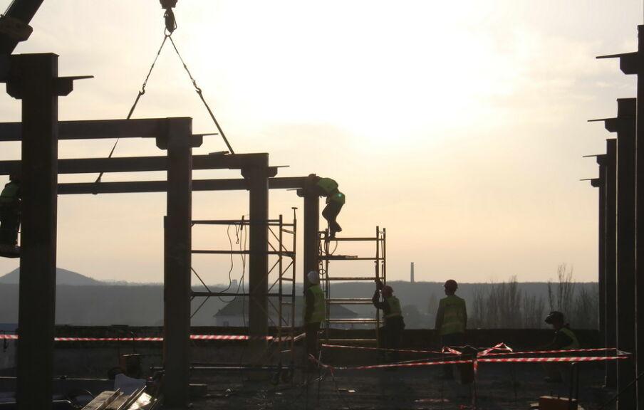 Реконструкция индустриального парка
