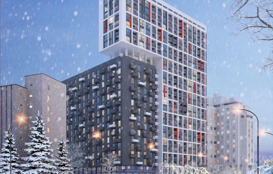 Архитектурное проектирование ЖК в Киеве