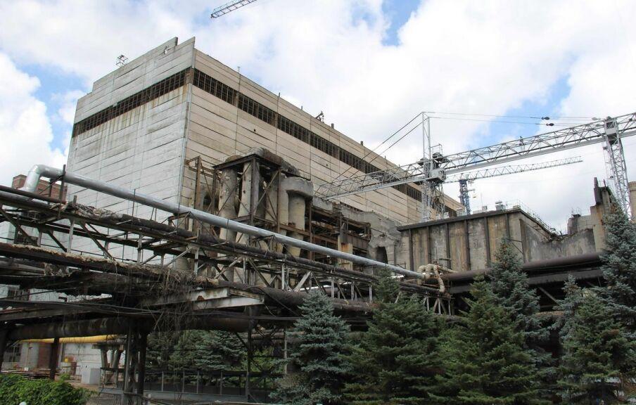 Техническое обследование промышленных сооружений