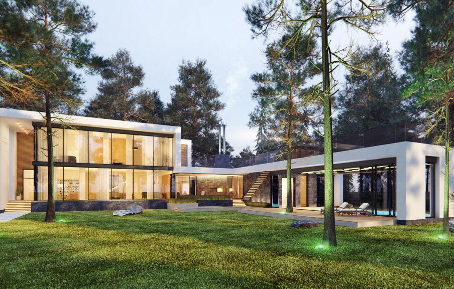 Проектирование частных домов в Киевской области