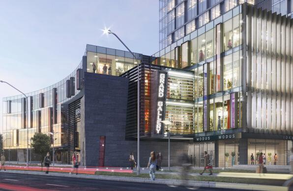 Архітектурного бюро МОДУС - проектування архітектури житлових комплексів від архітектурного бюро в Києві